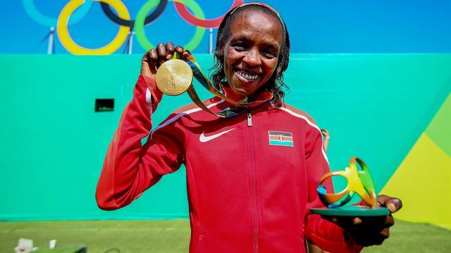 Olympisch kampioene marathon betrapt op epo