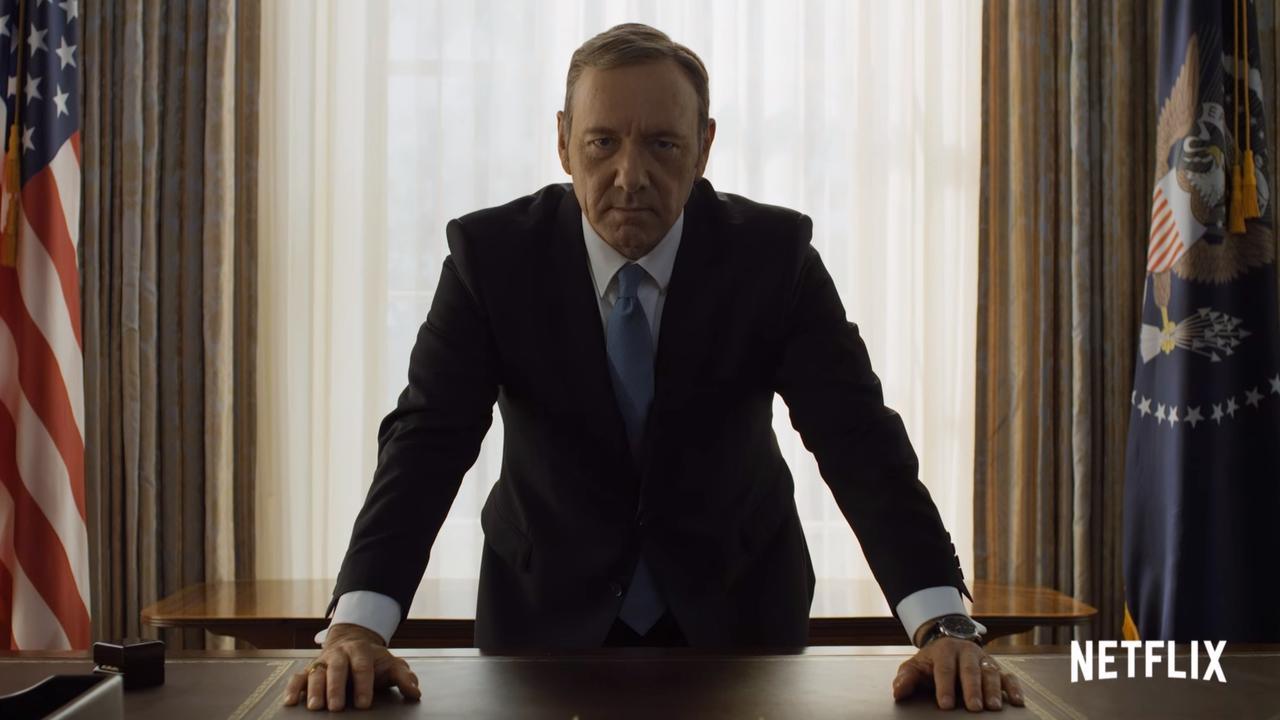 House of Cards lanceert trailer seizoen 4