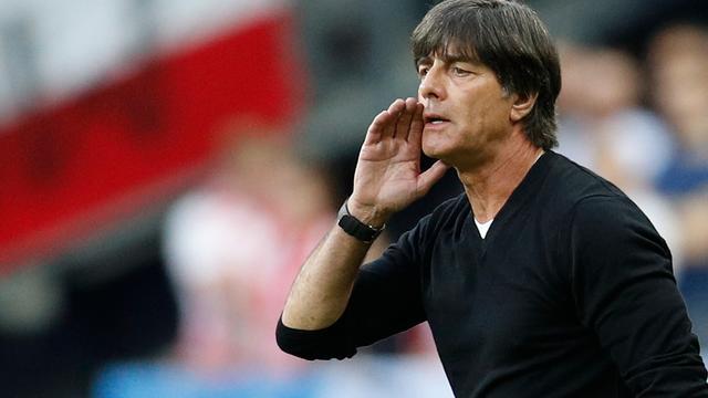 Löw blijft tot en met WK 2018 bondscoach Duitsland