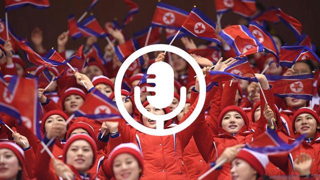 Stakingen basisonderwijs en Noord-Koreaanse supporters Winterspelen