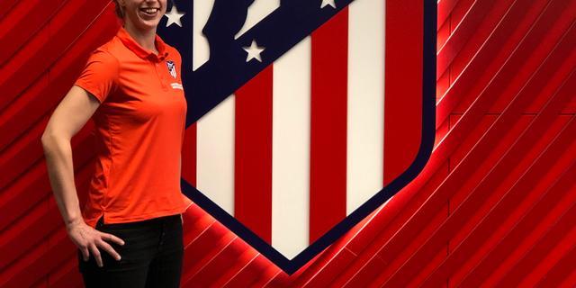 Oranje-keeper Van Veenendaal tekent bij landskampioen Atlético Madrid