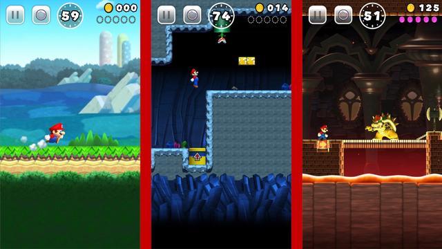 Nintendo brengt Mario-game naar iOS