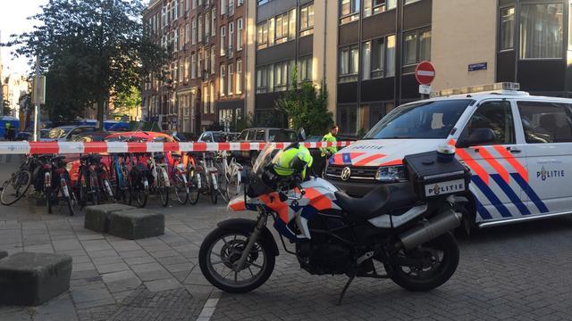 Schietpartij in de Amsterdamse Pijp was poging tot liquidatie