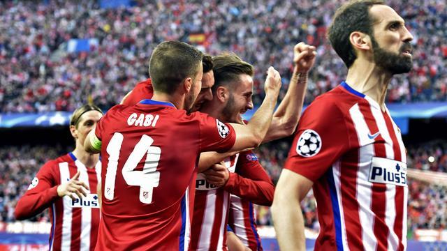 Atletico verslaat Bayern in heenduel halve finales Champions League