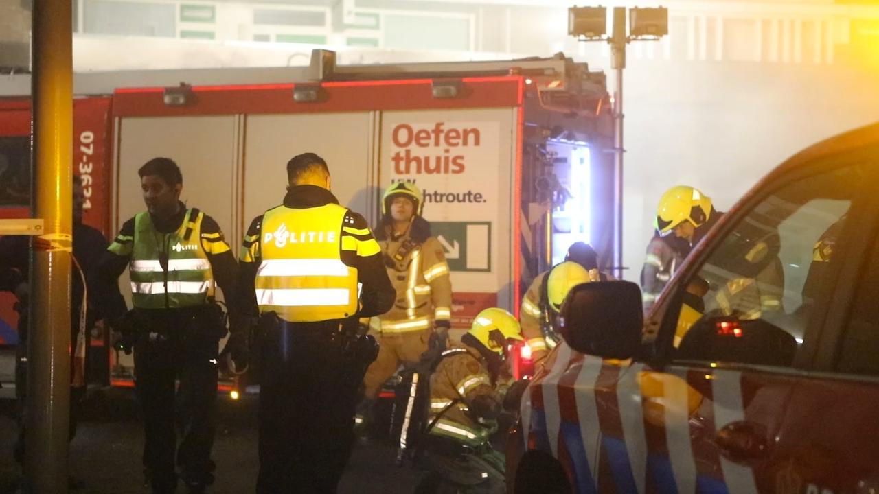 Vader en zoontje komen om door brand in Arnhemse flat