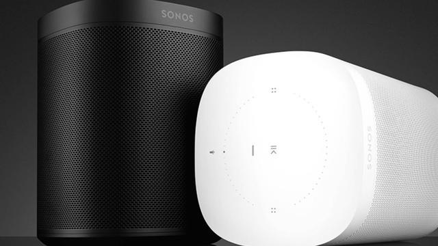 Stemassistent van Google in 2018 nog niet in Sonos-speakers