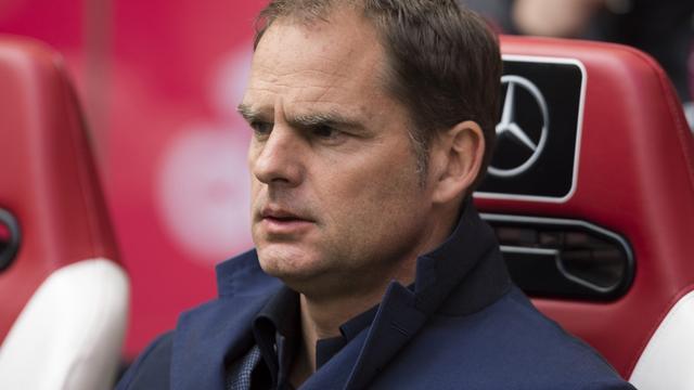 De Boer eist maximale scherpte bij Ajax richting kampioensduel