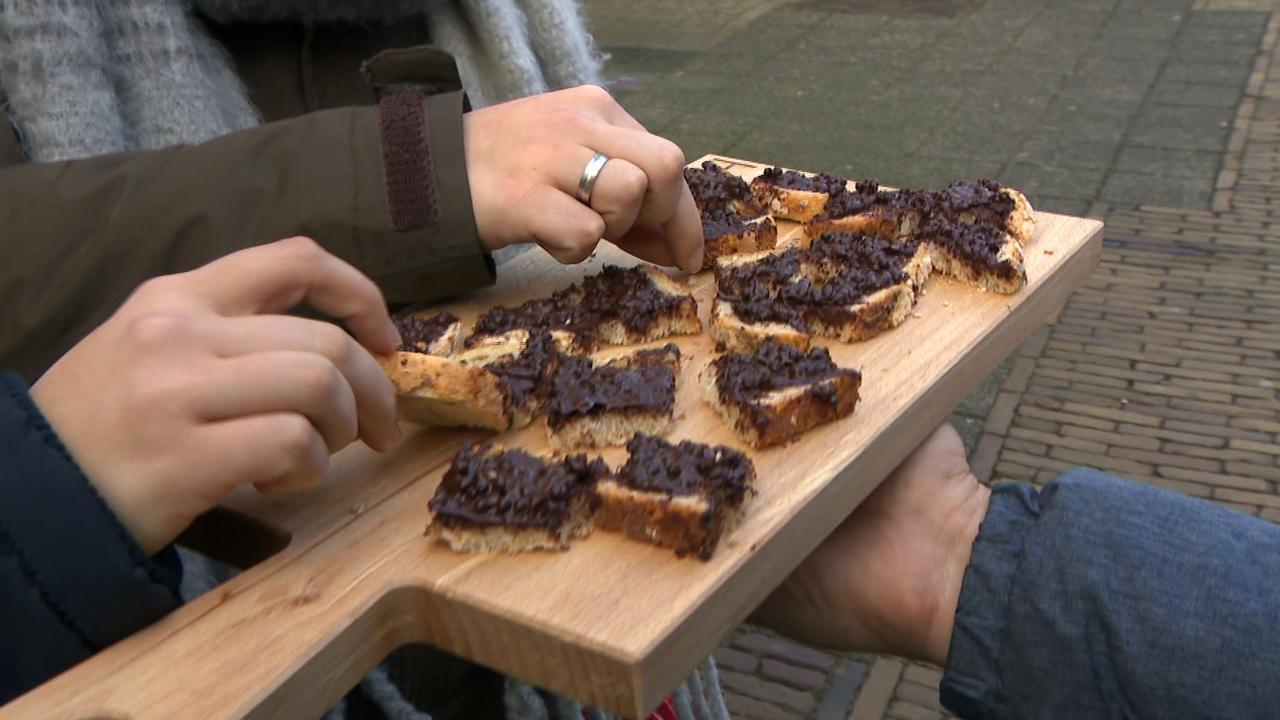 Hagelslag en chocoladepasta in één potje; heerlijk of flater?