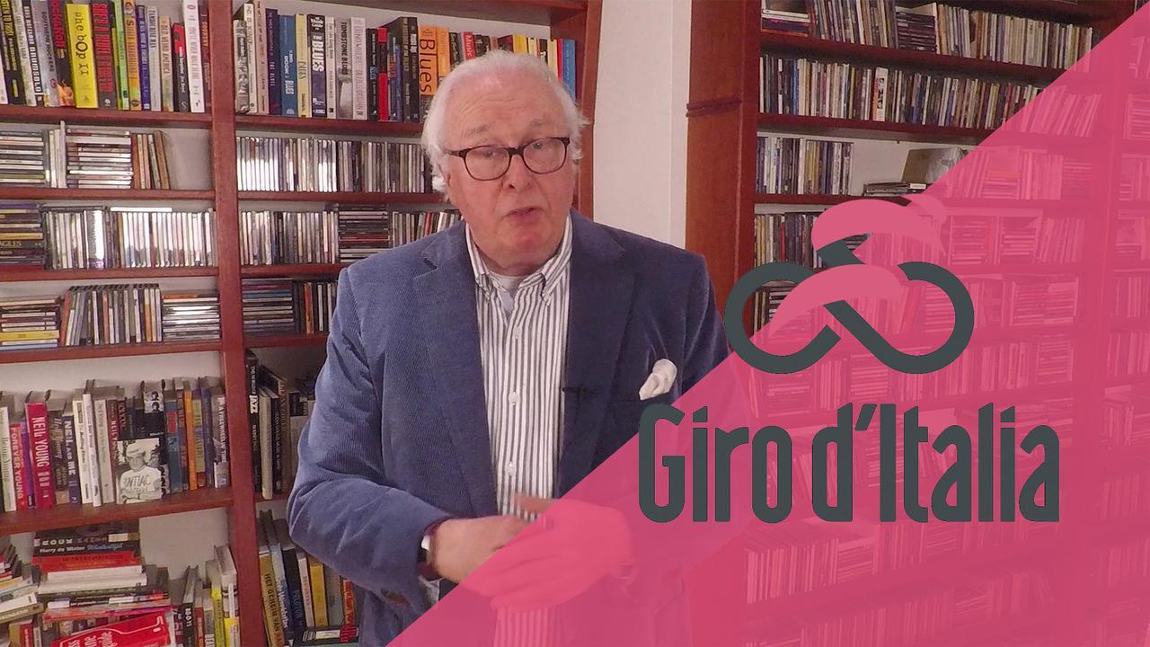 Giro-column Mart Smeets: Last van schouders Dumoulin