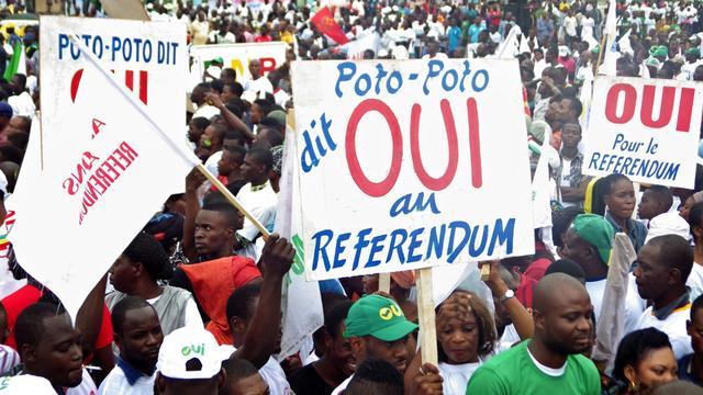 Doden bij massaal oppositieprotest in Congo