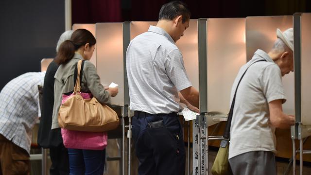 Kandidaten met zelfde naam zorgen voor problemen met stemmen in Japan