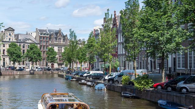 Test met zelfsturende boten op Amsterdamse grachten