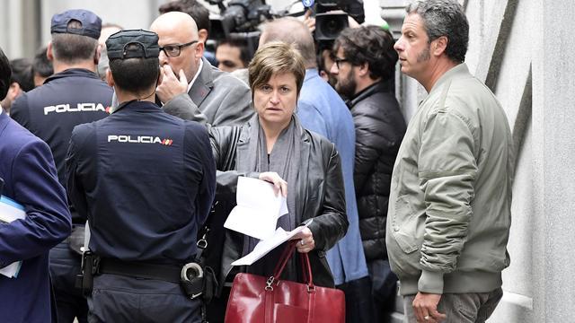 Spaanse aanklager wil Catalaanse leiders vastzetten tijdens onderzoek