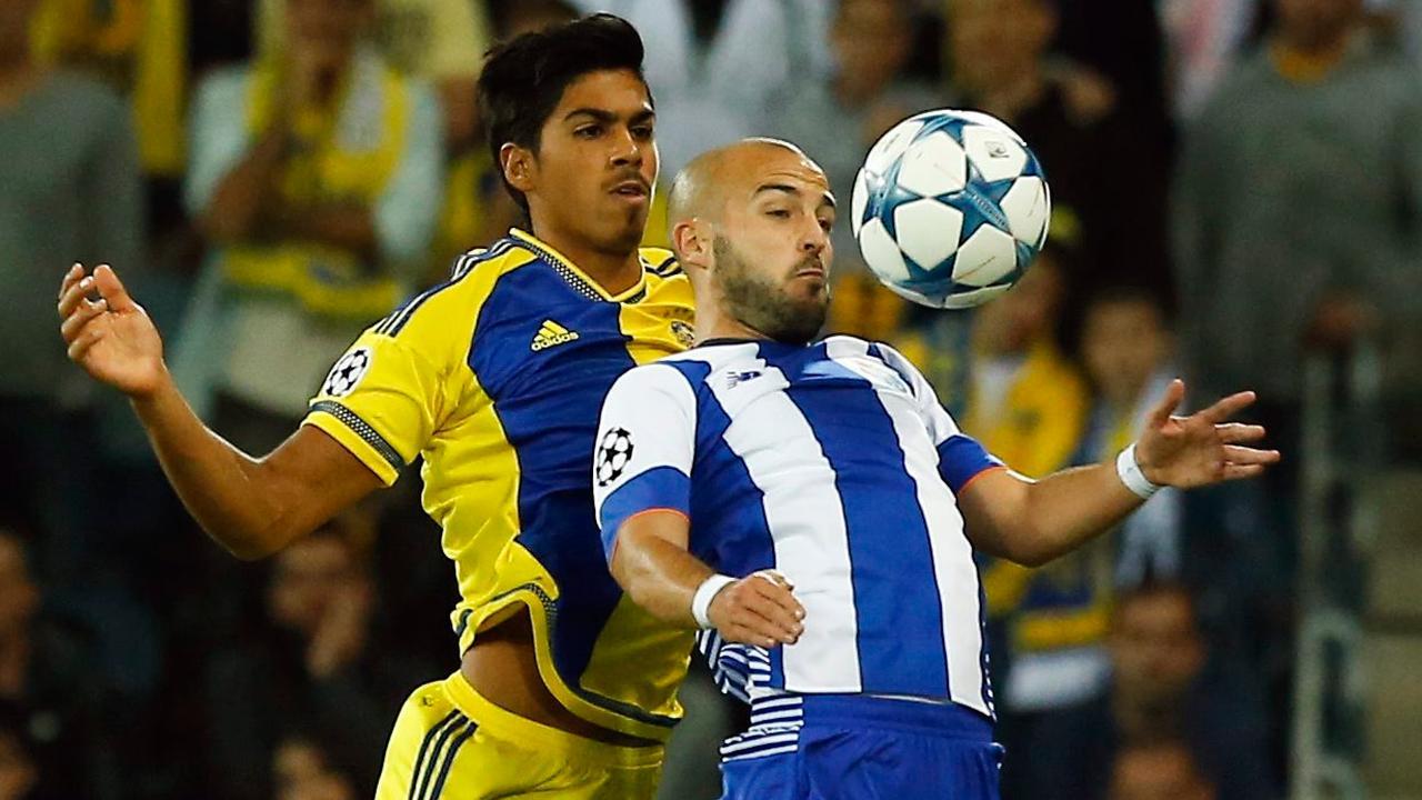 Maccabi Tel Aviv-Porto (1-3)