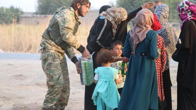 Hulporganisaties waarschuwen voor humanitaire crisis in Noordoost-Syrië