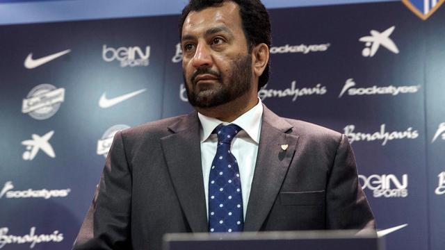 FC Barcelona stapt naar bond vanwege uitspraken Malaga-voorzitter