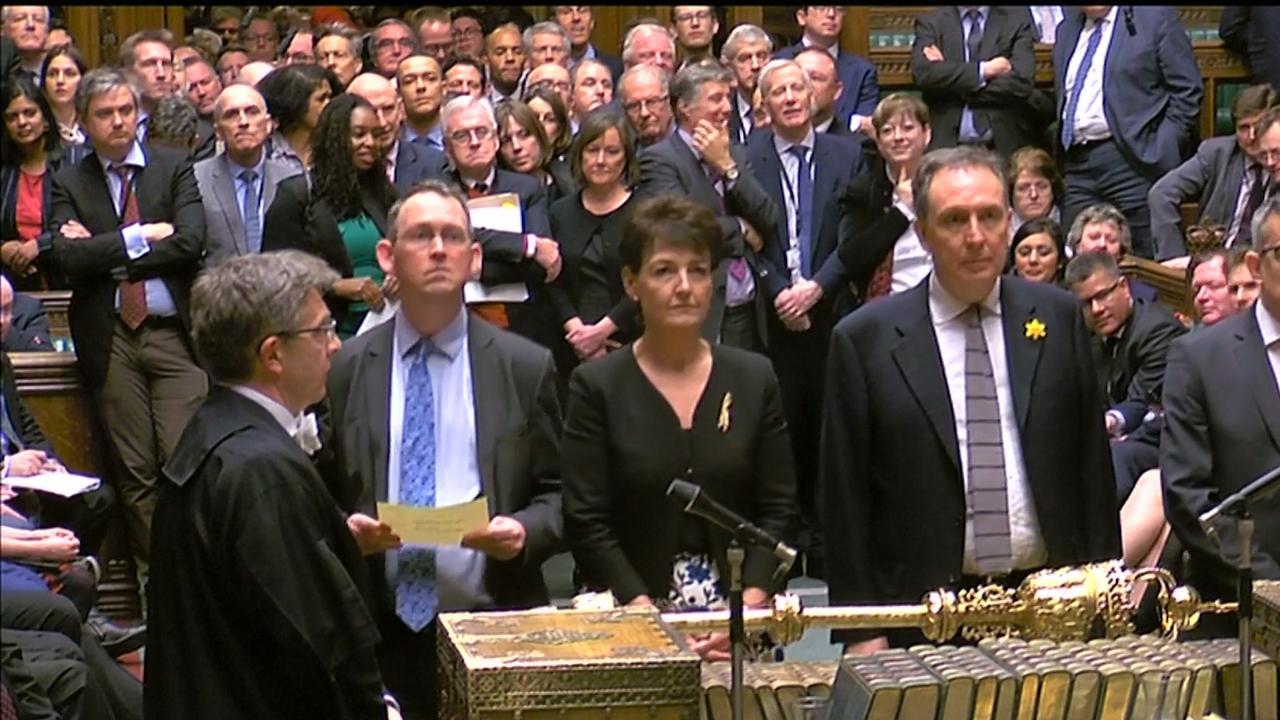 Brits lagerhuis verwerpt amendement voor indicatieve stemmingen
