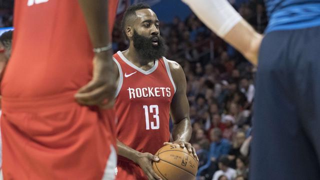NBA-topscorer Harden enkele weken uitgeschakeld met hamstringblessure