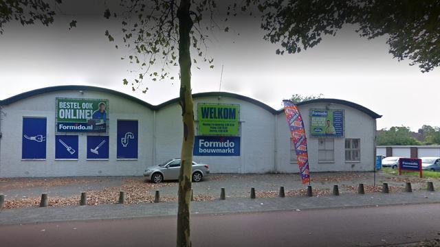 Formido aan Antiloopstraat in Brabantpark wordt omgebouwd tot Hubo