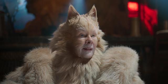 Cats wint zes 'Razzies', waaronder die voor de slechtste film