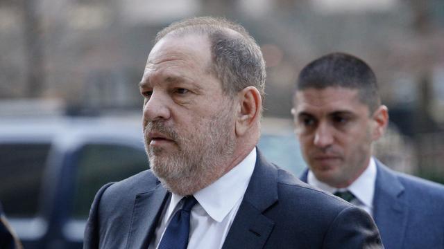 Harvey Weinstein neemt inderdaad afscheid van advocaat Benjamin Brafman