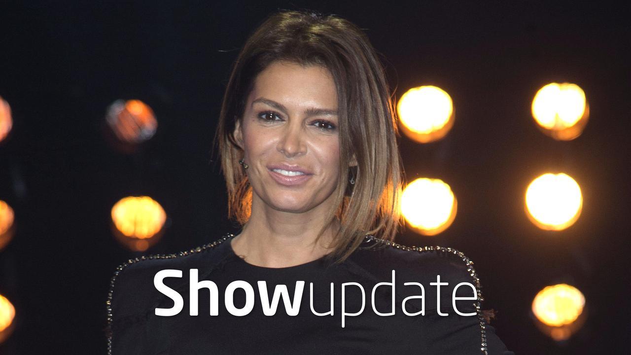 Show update: 'Sabia en Leonard: echt wel een koppel!'