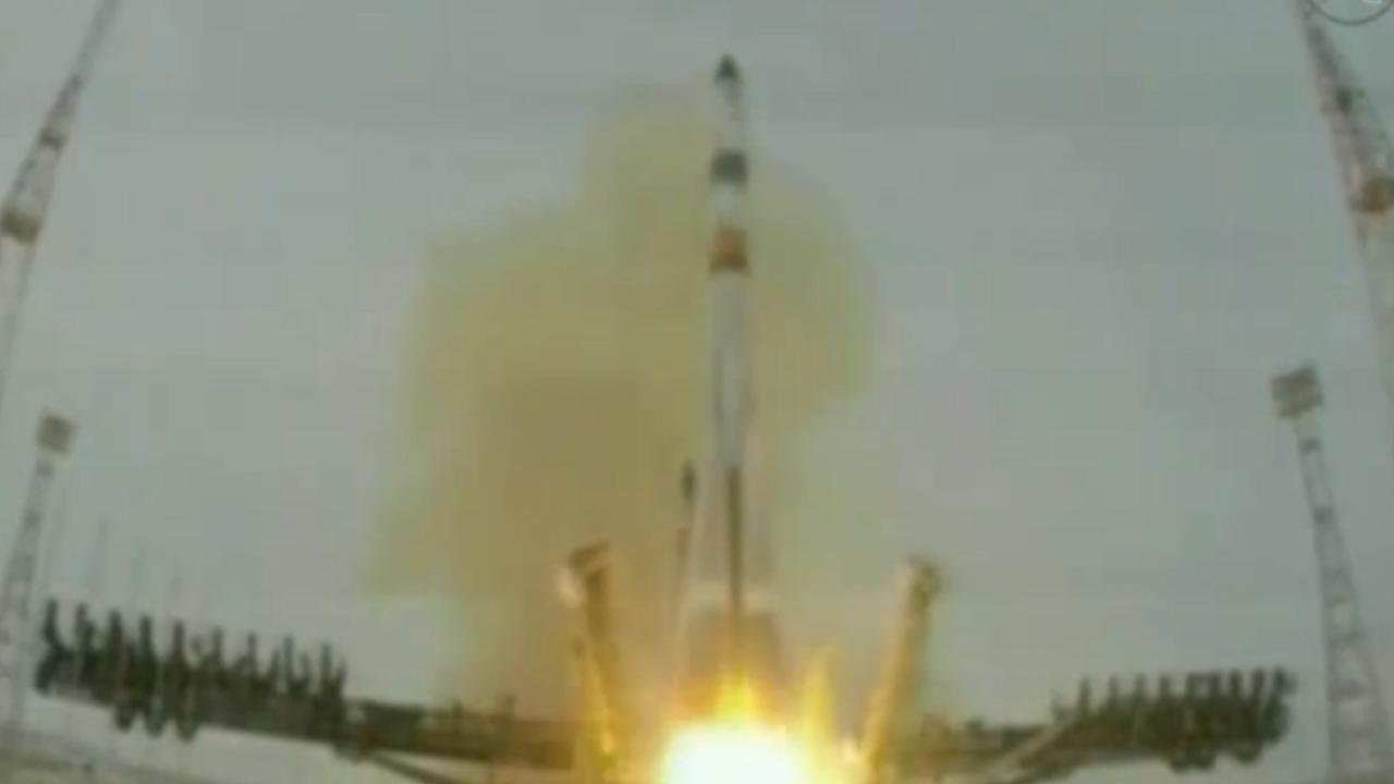 Opnieuw goederen naar ruimtestation ISS