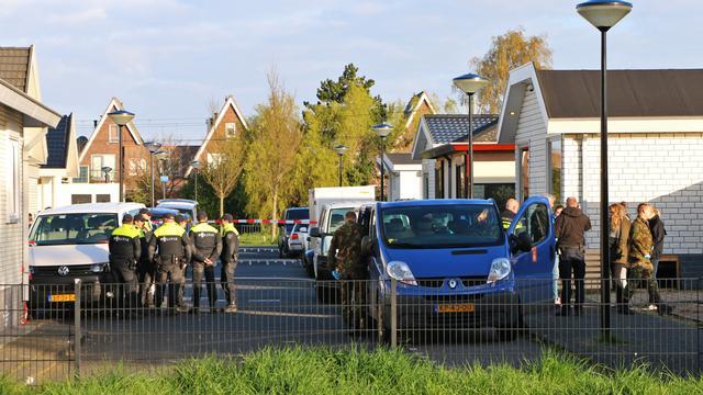 Cel geëist voor drugshandel in woonwagenkamp Den Haag