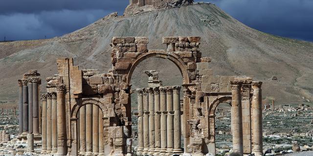 IS onthoofdt archeoloog in Syrische stad Palmyra