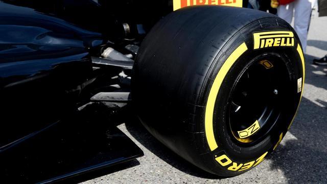 Pirelli blijft komende drie jaar bandenleverancier in Formule 1