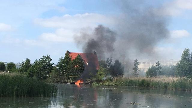 Ook marechaussee onderzoekt crash F-5 bij Leeuwarden