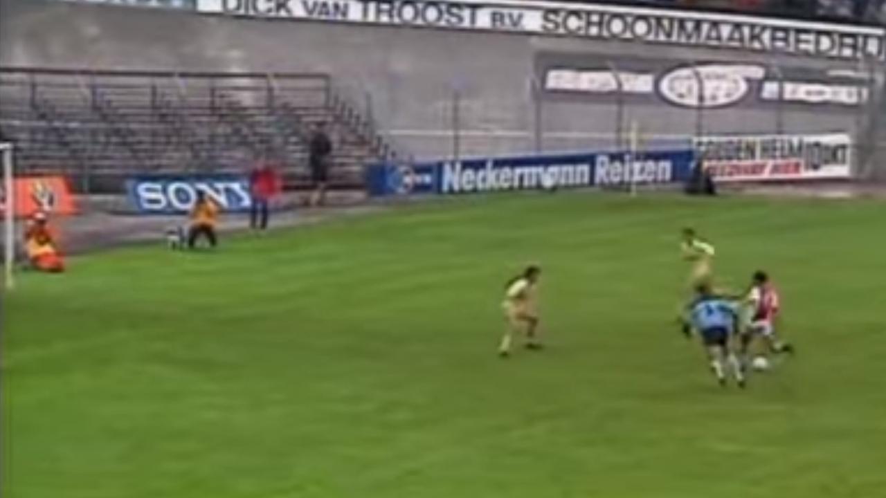 Ajax-Feyenoord 8-2 (1983)