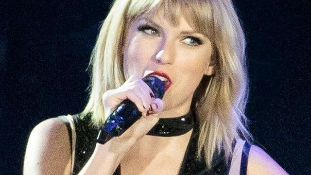 Burgerrechtenorganisatie boos op Taylor Swift