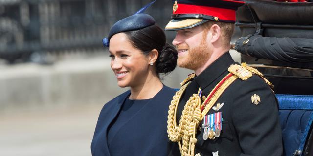 Prins Harry en Meghan Markle in najaar naar Zuid-Afrika met zoon Archie