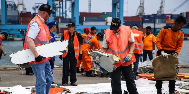 Nabestaande klaagt Boeing aan wegens crash Lion Air-toestel in Javazee