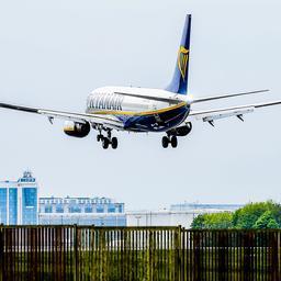 Ryanair voelt stakingen personeel in resultaten