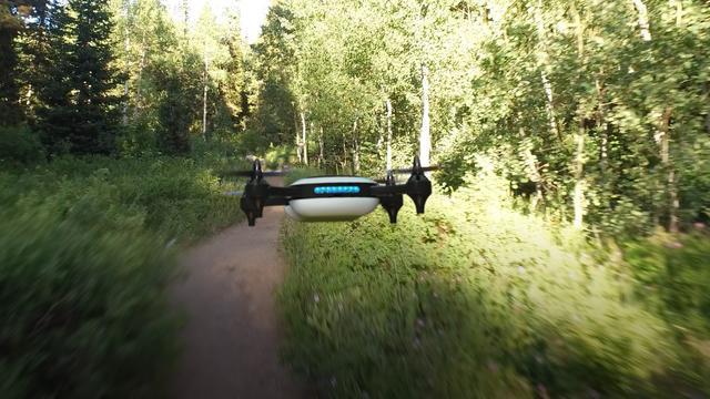 Snelste consumentendrone ter wereld vliegt ruim 110 km/u