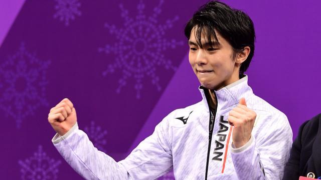 Japanse kunstrijder Hanyu prolongeert olympische titel