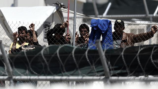 Honderdvijftig vluchtelingen op weg terug naar Turkije