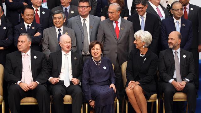 G20 ziet noodzaak voor structurele economische hervormingen