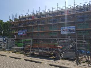 Meerdere scholen in Leiden zitten momenteel in verouderde gebouwen
