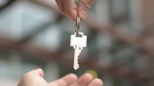 Hypotheekschuld huishoudens niet verder gestegen in 2015