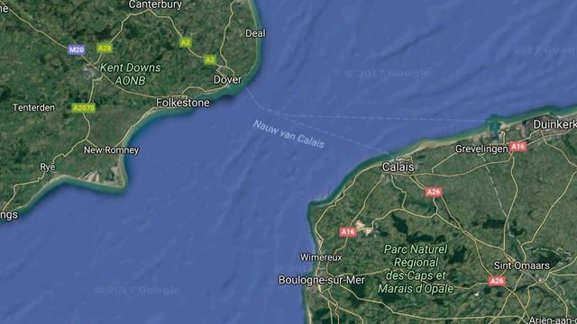 74 migranten proberen Kanaal over te steken