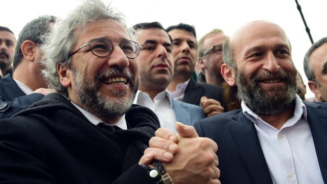 Rechtszaak tegen Turkse journalisten achter gesloten deuren