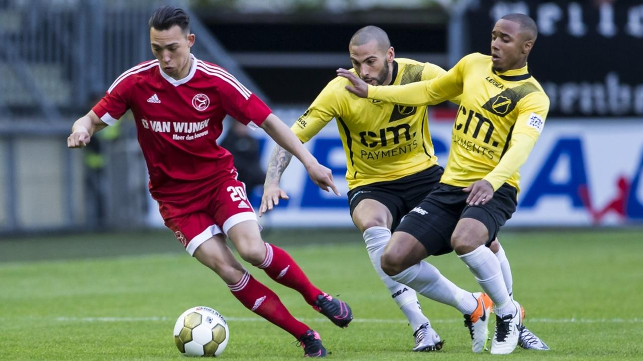Bekijk de samenvatting van NAC Breda-Almere City