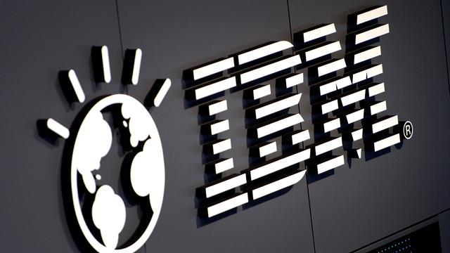 Lagere omzet en winst voor IBM