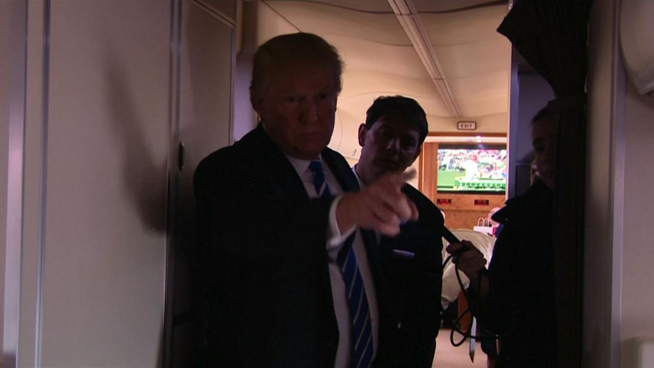 Trump 'wist niets' van zwijggeld Stormy Daniels