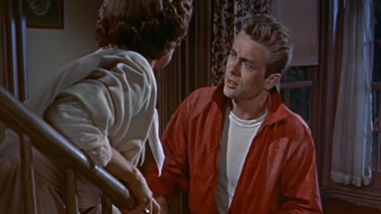 Bekijk de trailer van Rebel Without A Cause met James Dean