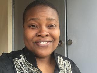 Zimbabwaanse komt op adem in Middelburg en breidt kennis uit