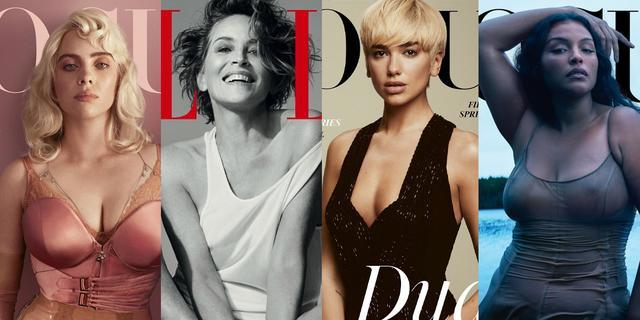 Waarom Billie Eilish opeens zo sexy op de cover van Vogue staat